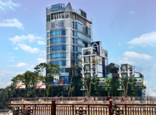 Office for lease - 116 Nguyen Duc Canh, Hai Phong